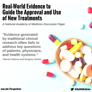 Real-world evidence and the regulatory process